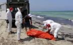 LYBIE : Plusieurs migrants retrouvés morts sur une plage à Tripoli