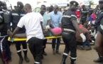 Sandiara : Deux morts et deux blessés graves dans une collision entre un mini car et un camion