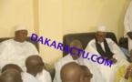 [PHOTOS] ÉCHANGES ENTRE LE KHALIFE ET BARROW : « Grâce à vos prières, la première partie est bouclée »… « Le pouvoir n'est pas éternel… Travaille à tisser un bon voisinage entre le Sénégal et la Gambie »