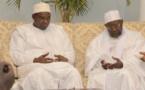 "Adama Barrow à Tivaouane : "" Je suis venu solliciter des prières """