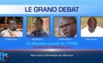 AFFAIRE KHALIFA SALL : Suivez le GRAND DÉBAT à partir de 17h 30mn en direct sur Dakaractu