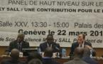 """GENEVE : Suivez en direct sur Dakaractu le Panel de haut niveau sur le thème """"Prix Macky Sall : Une contribution pour le dialogue en Afrique"""""""