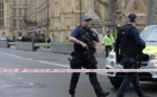 Londres : Coups de feu devant le parlement britannique, un policier poignardé, l'assaillant abattu