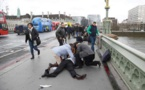 """Attaque au parlement à Londres : La police évoque un acte """"terroriste"""""""
