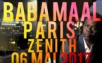 VIDÉO : Baba Maal au Zénith de Paris le 06 Mai 2017 (Teaser Soubatel)
