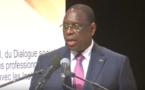 Réforme des retraites au Sénégal : Macky Sall diagnostique le dysfonctionnement du système