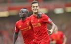 «Joueur de la saison» de Liverpool : Sadio dominé par Coutinho