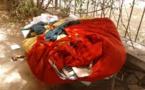 INSOLITE : Le drapeau national enveloppe des ordures au Conseil départemental de Diourbel
