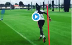 Intense entraînement de Sadio Mané (vidéo)