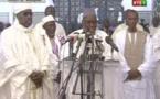 """La Korité fêtée dans la division :  """" L'Islam est la religion du juste milieu... Il faut de la tolérance"""", selon Macky Sall"""