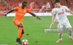 Chine : Papis Cissé marque son 6ème but (vidéo)