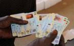 Retrait des cartes dans le département de Louga : Le taux a atteint 74%