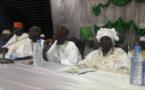 En présence de Mimi Touré et de Mansour Sy Djamil, Serigne Moustapha Sylla de Taïba-Marsassoum met dans le même sac marabouts et politiciens véreux.