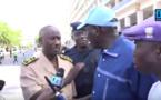 Place de l'Indépendance : Le Pr Malick Ndiaye sommé de quitter les lieux, évoque la paix