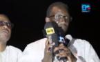Caravane de Bby aux Parcelles Assainies / Amadou Ba taquine Moussa Sy : « J'espère que le maire va nous rejoindre avant dimanche »