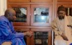 RAPPEL À DIEU DE AL AMINE : Le ministre de l'Intérieur Aly Ngouille Ndiaye présente ses condoléances