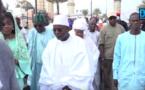 Visite de la délégation officielle chez Serigne Cheikh Mbacké Ibn Serigne Abdou Khadre Mbacké