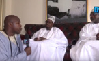 Visite de la délégation officielle chez Serigne Bass Abdou Khadre Mbacké