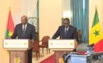 [REPLAY-SENEGAL-BURKINA] Revivez la conférence de presse conjointe de Macky Sall et Roch Marc Christian Kaboré