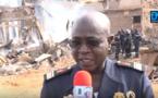 Précision du Commandant Omar Kane sur l'incendie de Pac Lambaye : « Le feu était déjà maîtrisé avant l'intervention de l'Armée française...Aucun blessé, pour l'heure »
