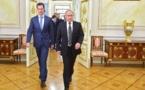 Vladimir Poutine a rencontré Bachar el-Assad à Sotchi