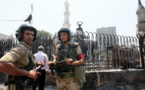 EGYPTE : L'attaque d'une mosquée dans le Sinaï fait au moins 115 morts