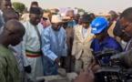 Poissons pour tous : Oumar Gueye procède à la pose de la première pierre du marché au poisson de Tambacounda