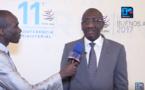 Entretien avec le Ministre Ivoirien du Commerce, de l'Artisanat et de la Promotion des PME/Souleymane Diarrassouba confie être «  pour la levée des subventions pour que les règles de compétitivité soient saines. »