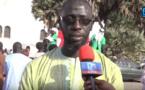 Rassemblement pour la cause palestinienne : Abdou Karim Diaw alerte sur les dangers de la décision de Trump