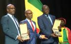 """Matar Bâ recevant le prix spécial Anps : """"La distinction me pousse à vouloir travailler plus pour le Sport sénégalais"""""""