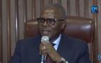 Tanor Dieng recevant le Département de Dakar : « lorsque le PS tremble, le pays entier tremble… On est incontournable à Dakar»