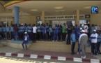 Journées culturelles des élèves de la 44ème promotion de l'école nationale de police : Don de sang, confection de cartes nationales d'identité et passeports pour la population