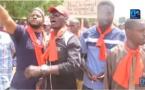 MARCHE À DIOURBEL- Les enseignants grévistes  iront jusqu'au bout au mépris des menaces de l'État