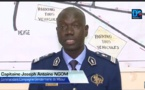 Pèlerinage de Popenguine : La Gendarmerie présente son plan de circulation