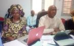 Éducation : La visite du ministre de l'éducation nationale dans les écoles sénégalaises en Gambie commence par une réunion de préparation dans l'inspection d'académie de Kaolack.