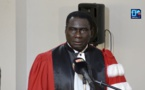 """Rentrée solennelle de l'EUA / le Dr Cheikh Kanté lance l'Université de l'excellence Africaine : """" Les portes de la réussite sont là! """""""