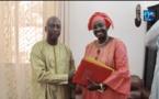 Parrainage : Le mouvement 2MN remet 10.000 parrains à Mimi Touré