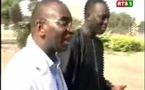[ VIDEO ] Le ministre de la communication , Moustapha Guirassy visite la RTS apres le saccage de plusieurs véhicules