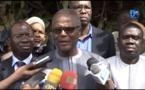 Mbour : Ousmane Tanor Dieng plaide pour le renforcement du Benno