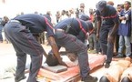 4 morts et 4 blessés dans un accident au Kilomètre 50