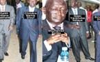 Les cinq sages du Conseil constitutionnel sur la candidature de Me Wade: « On ne se prononce pas sur la rumeur ni sous la pression. »