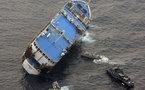 Un ferry fait naufrage au large de Zanzibar avec 600 passagers à bord