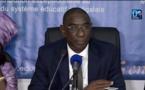 Messages de remerciement et de bienvenue : Les agents du Men remercient Serigne Mbaye Thiam et revigorent Mamadou Talla.