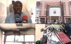 Incendie à la salle de tirage de la mairie de Ziguinchor / L'adjoint au maire, Taïbou Diédhiou, assure la continuité du travail.