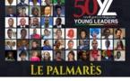 Le Palmarès des 50 jeunes qui font bouger le Senegal