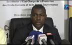« La peine de mort ne saurait être appliquée pour le moment au Sénégal » (Mamadou Saliou Sow, secrétaire d'État au ministère de la justice...)