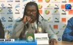 [🔴REPLAY] CAN 2019 : Revivez la publication de la liste du Coach Sénégalais , Aliou Cissé