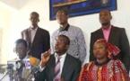 Sytjust : Boun Aya Diop rempile comme Secrétaire Général