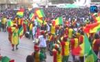 """Sénégal/Tanzanie : Réactions des supporters à la place de la Nation après la victoire des """"Lions"""""""