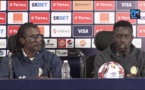 Gana Guèye : « Pape Alioune Ndiaye assure mes arrières, ce qui me permet de jouer vers l'avant »